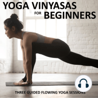 Yoga Vinyasas for Beginners