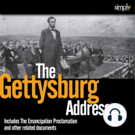 Gettysburg Address: New Narration