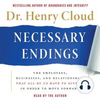 Necessary Endings