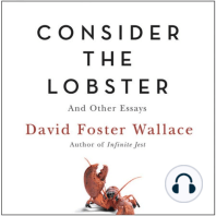 Consider the Lobster