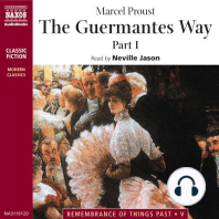 The Guermantes Way Part 1