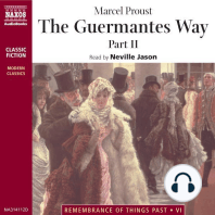 The Guermantes Way Part 2