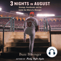 Three Nights in August