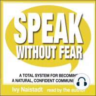 Speak Without Fear