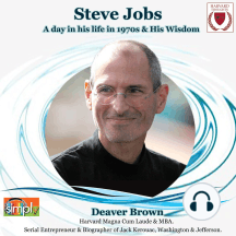Steve Jobs: A Day in His Life in the 1970s & His Wisdom