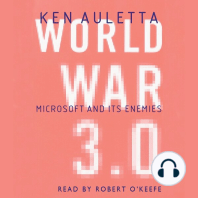 World War 3.0: Microsoft, the US Government, and the Battle for the New Economy