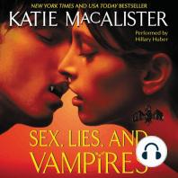 Sex, Lies, and Vampires