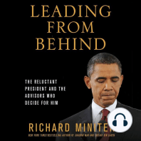 Leading from Behind