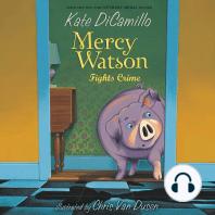 Mercy Watson #3