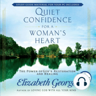 Quiet Confidence for a Woman's Heart