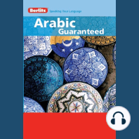 Arabic Guaranteed: Speaking Your Language