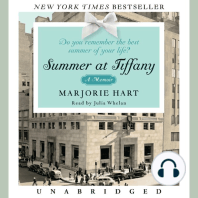 Summer at Tiffany