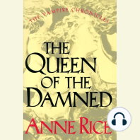 The Queen of the Damned - Abridged: The Vampire Chronicles