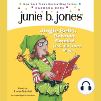 Junie B. Jones, Book 25