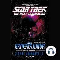 Star Trek: The Next Generation: The Genesis Wave, Book Three