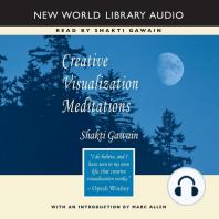 Creative Visualization Meditations by Shakti Gawain - Listen