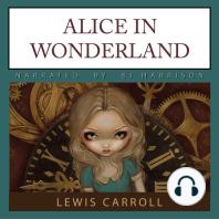 Alice in Wonderland: Alice in Wonderland, Book 1