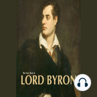 Very Best of Lord Byron