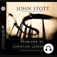 Problems of Christian Leadership