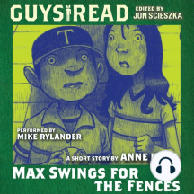 Guys Read: Max Swings For the Fences
