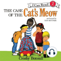 The Case of the Cat's Meow