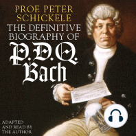 The Definitive Biography of P.D.Q. Bach