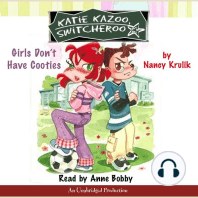 Katie Kazoo, Switcheroo, Book 4