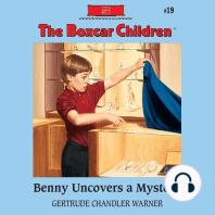 Benny Uncovers a Mystery