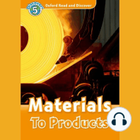 Materials to Products