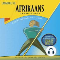 Afrikaans Crash Course