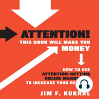 Attention! This Book Will Make You Money