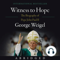 Witness to Hope