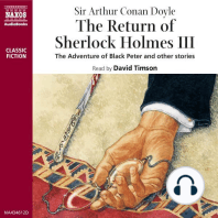 The Return of Sherlock Holmes – Volume III