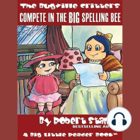 Compete in the Big Spelling Bee