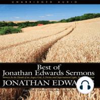 Best of Jonathan Edwards Sermons