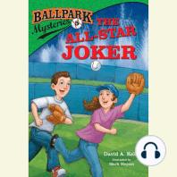 Ballpark Mysteries #5