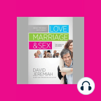 What the Bible Says about Love Marriage & Sex