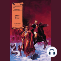 Jane Eyre (A Graphic Novel Audio): Illustrated Classics