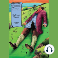 Gulliver's Travels (A Graphic Novel Audio): Illustrated Classics