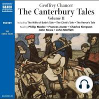 The Canterbury Tales II