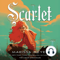 Scarlet: The Lunar Chronicles