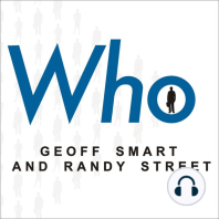 Who: The a Method for Hiring
