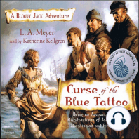 Curse of the Blue Tattoo: A Bloody Jack Adventure