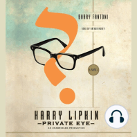 Harry Lipkin, Private Eye