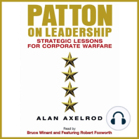 Patton on Leadership