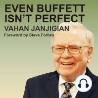 Even Buffett Isn't Perfect