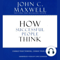 How Successful People Think