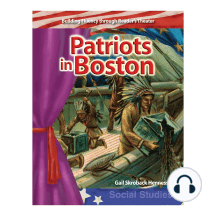 Patriots in Boston: Building Fluency through Reader's Theater