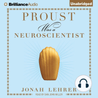 Proust Was a Neuroscientist