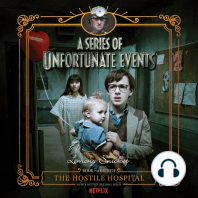 Series of Unfortunate Events #8: The Hostile Hospital